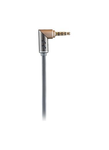MF Product MF Product Acoustic 0209 Dönebilen Uçlu Aux Kablo Gri Gri
